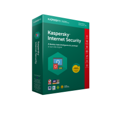 Software Kaspersky Internet Security 2019 MD 3 User Renewal 1 Ano BOX