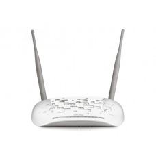 Roteador Modem Wireless N ADSL2 + de 300Mbps