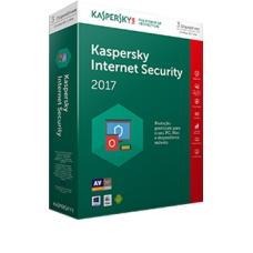 Kaspersky Internet Security 2017 (1PC 1ano)